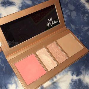 Koko Kollection Kylie Cosmetics Face Pallete